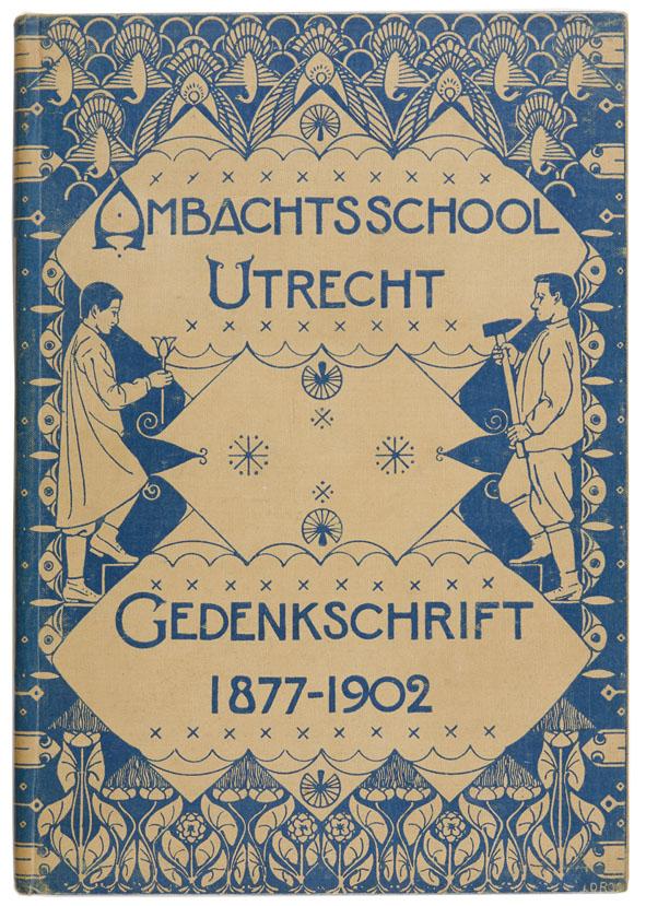 bookbinding-ambachtsschool-utrecht-johannes-ros