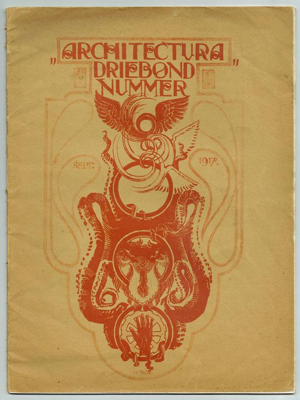 architectura-driebondnummer_1917_ht_wijdeveld