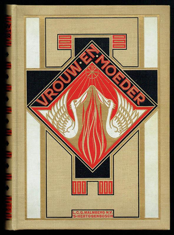 vrouw_en_moeder_design_frans_bosen